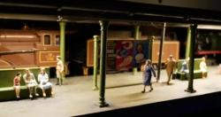 Détail quai de gare - by Denys Jaquet