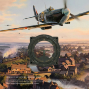 Spitfire artificial horizon