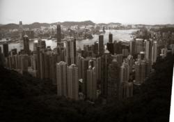Hongkongsepia light